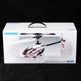 HIROBO/ヒロボー SRB Quark STD HL 電動 ヘリコプター