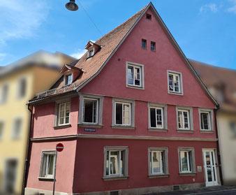 Bamberg 3-Zi.-Wohnung zu mieten Nähe ZOB