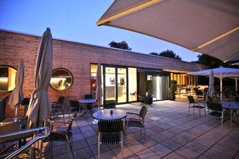 Brauereifreie Gastrofläche zu pachten mit Terrasse und Biergarten