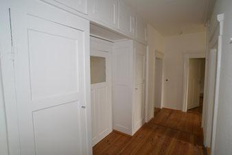 Bamberg Weide 5 bis 6-Zimmer Jugendstilwohnung