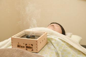 横浜の不妊の温灸治療