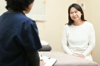 不妊鍼灸の問診