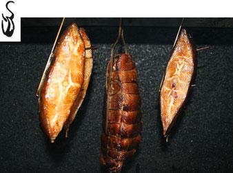 Räucherfisch, Fischerei Berkholz