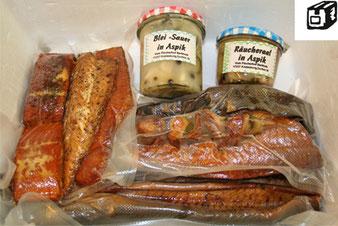 Räucherfischversand, Fischerei Berkholz