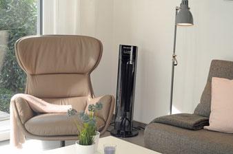 Ferienwohnung mit hochwertigen Designermöbel