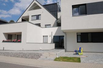 Ferienwohnung in Endingen am Kaiserstuhl: moderne Architektur, wohngesund und neu