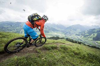 E-Bike und E-Mountainbike Touren Berner Oberland