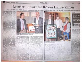 Passauer Neue Presse 13.09.2019