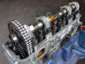 L型エンジン 610ブルーバード