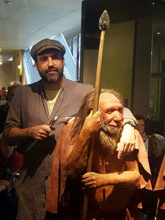 MS-Treff Erkrath Neandertal Museum Hausmeisterführung 2016