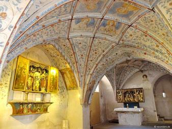 Verzierte Rosenkapelle