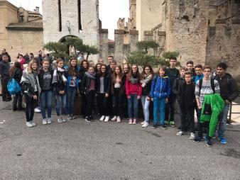 Ausflug nach Sirmione mit ein paar Italienern