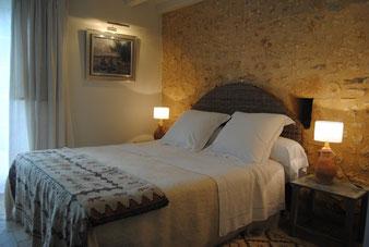 La chambre de la Grangette