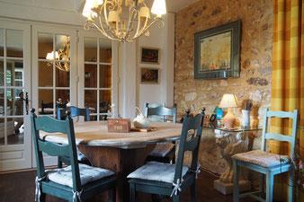 die Küche / Esszimmer