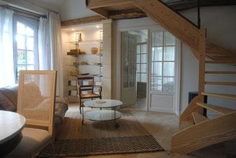 le salon de la Grangette