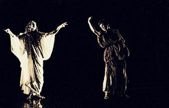 Avant-Après_chorégraphie Drachin d'après Isadora Duncan_interprètes Drachin et Jess_19 Janvier 2014_image Julia Assogba
