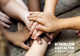 Bübingen gestalten wir gemeinsam