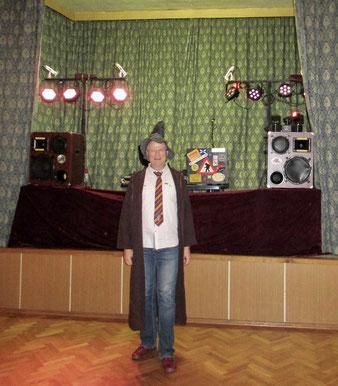 Bernd Winkler Angermünde Kerkow, Gryffindor, Harry Potter, Faschings-DJ, Uckermark DJ, Kurz Günterberg