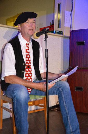 Plattschnacker 2020, Bernd Winkler Kerkow, Entertainer buchen