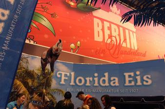 Manufaktur Florida Eis in der Berlinhalle GrüneWoche