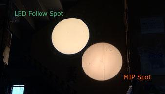 Follow SpotとMIP Soptとの比較