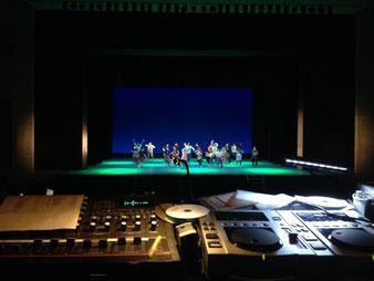 ミュージカルアートスクエア定期公演の様子2