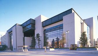 郡山市民文化センター外観 | 福島県施設情報-株式会社RKB