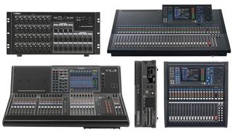 レンタルミキサー | 音響機材レンタル-株式会社RKB