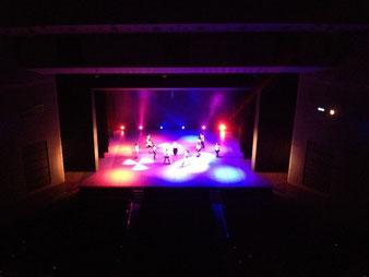 ミュージカルアートスクエア定期公演の様子1