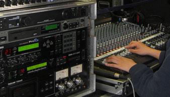 音響の仕事とは | 職種インタビュー-株式会社RKB