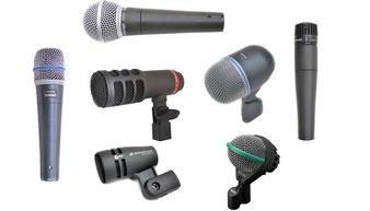 レンタルマイクロフォン | 音響機材レンタル-株式会社RKB