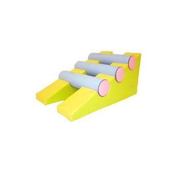 Kit échelle en mousse Sarneige enfants. Kit échelle matériel de modules en kit et en mousse enfants Sarneige à acheter pas cher.