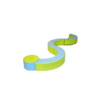 Kit serpent en mousse enfants Sarneige. Kit du serpent, matériel de modules en kit et en mousse enfants Sarneige à acheter pas cher.