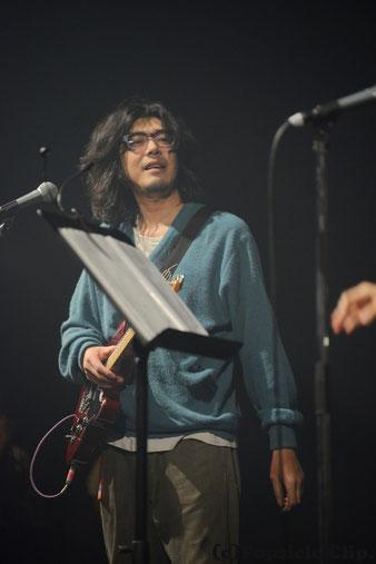 川本真琴 with ゴロニャンず ライヴフォト
