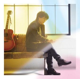 黒沢の特徴を捉えたアルバムのアート・ワーク