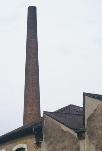 Der letzte Hochkamin wurde 1982 gesprengt. Bild: Lino Lugano