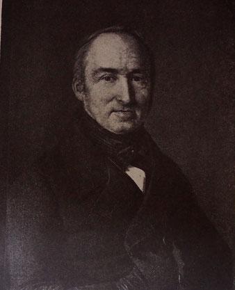 Markus Bölger gründete die Firma 1822 und übergab sie seinem Schwiegersohn Ringwald.