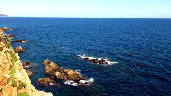 Бланес. Море