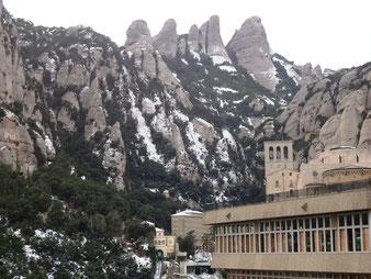 Экскурсии в монастырь Монсеррат