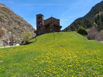 Весна в Андорре, экскурсии в Андорру