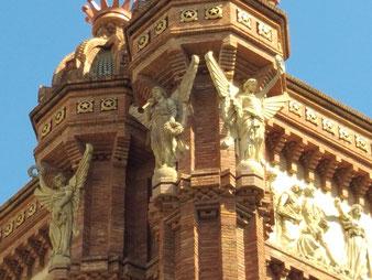 Ангелы Триумфальной Арки