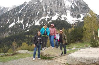 Гиды в Барселоне. экскурсии в Пиренеи