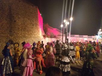 Карнавал, Ситжес, Барселона