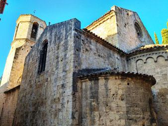 Бесалу, экскурсии,  гид в Барселоне