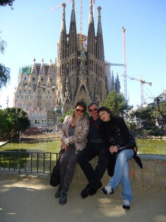 Гид в Барселоне Мария-Tatiana