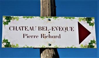 Экскурсия в шато Пьера Ришара