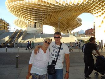Гиды из Барселоны, Севилья