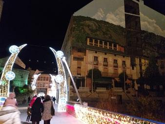 Зима в Андорре  экскурсии