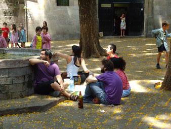 Отдых по-каталонски