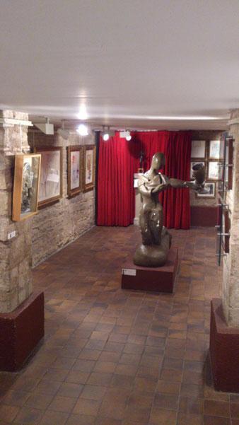 Барселона, музей Дали